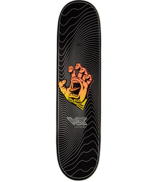 """Santa Cruz 8.0"""" Transcend Stack VX Skateboard Deck"""