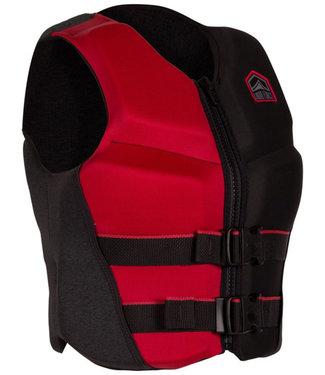 Liquid Force Koa Junior CGA Vest Red Black (34-56 kg)