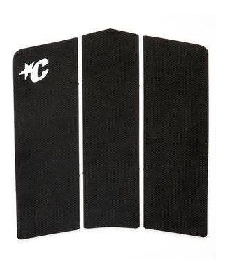 Creatures Of Leisure Front Deck IV Lite Black Surf Pad
