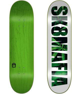 "Sk8Mafia 8.0"" Leaves Skateboard Deck"