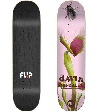 "Flip 8.0"" Gonzalez Flower Power Skateboard Deck"