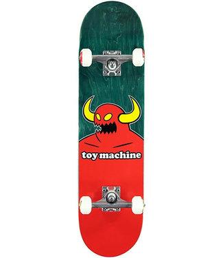 "Toymachine 8.0"" Monster Skateboard Complete"