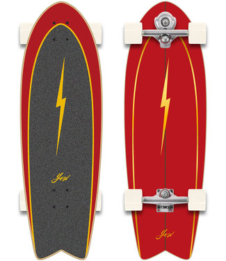 """YOW Pipe 32"""" Power Surfing Series Yow Surfskate 2021"""