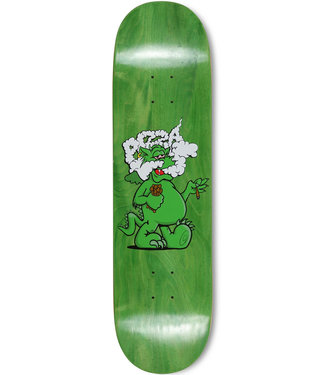 "Pizza Skateboards 8.375"" Puff Green Skateboard Deck"