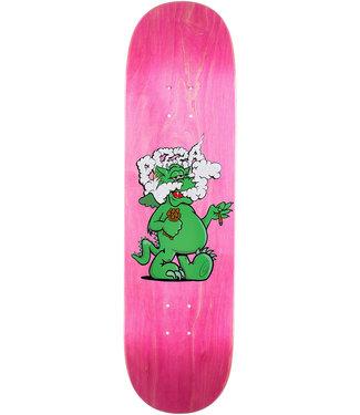 "Pizza Skateboards 8.375"" Puff Red Skateboard Deck"
