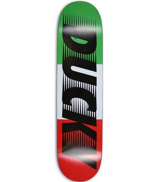 "Pizza Skateboards 8.125"" Ducky Speedy Series Skateboard Deck"