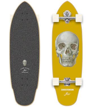 """YOW X Christenson Lane Splitter 34"""" Surfskate Complete"""