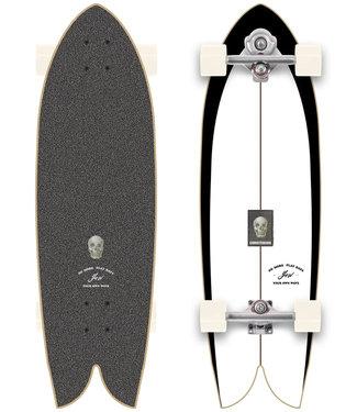 "YOW X Christenson C-Hawk 33"" Complete Surfskate"