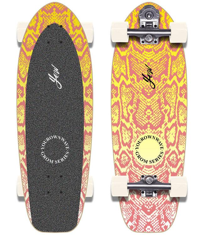 YOW Grom Hossegor 29″ Grom Series Complete Surfskate