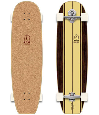 """YOW 38"""" Byron Bay Classic Series Complete Surfskate"""