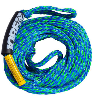 Jobe Funtube Bungee Rope (4 Person) Blue