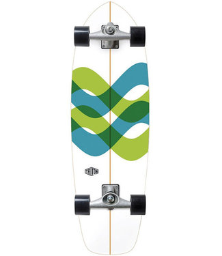 """Triton X Carver CX Raw 31"""" Signal Surfskate Complete"""