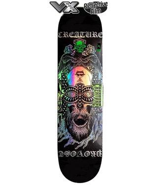 "Creature 8.0"" TBA Phantasm Black VX Skateboard Deck"
