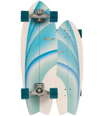 "Carver Emerald Peak 30"" CX Surfskate Complete"