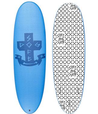 "Softdog Surf 6'2"" Great Dane Soft Surfboard (incl Fins)"