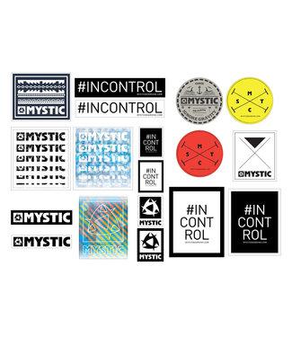 Mystic Sticker Sheet in Bag