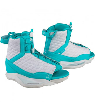 Ronix Luxe White/Blue Orchid Boots