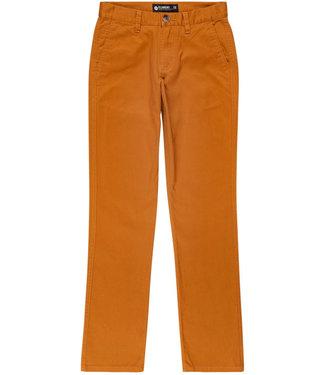 Element Boys Howland Glazed Ginger Classic Chino Skate Pant