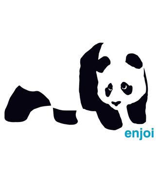 Enjoi Panda Large Window/Ramp Sticker