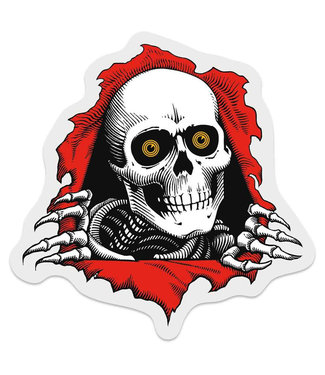 "Powell Peralta 3"" Ripper Die Cut Sticker"
