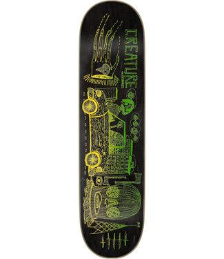 "Creature 8.0"" Magic Hands (Small) Skateboard Deck"