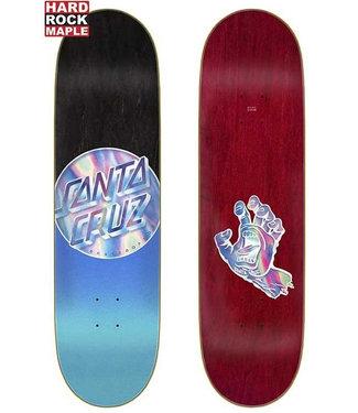 Santa Cruz 8.5 Iridescent Dot Skateboard Deck