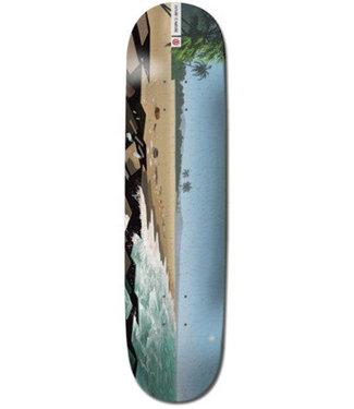 "Element 8.0"" Landscape South America Skateboard Deck"