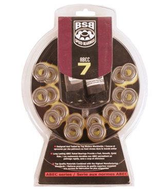 BSB Abec 7 Inline Bearings (16 Pack)