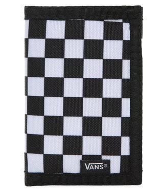 Vans Slipped Black/White Check