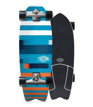 """Triton By Carver 27"""" Hydron Kids Surfskate Complete"""