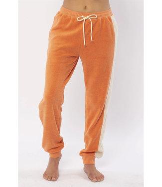 SisstrEvolution Hello Sunshine Rust Knit Pant