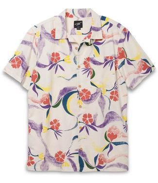 Vans Chris Johanson SS Woven Floral Shirt