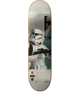 "Element X Star Wars 8.25"" Stormtrooper Skateboard Deck"