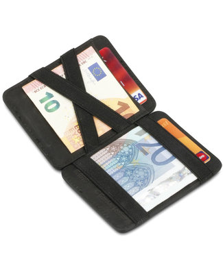 Hunterson Magic Wallet RFID Black