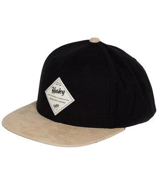 Hurley Hawkins Hat Black