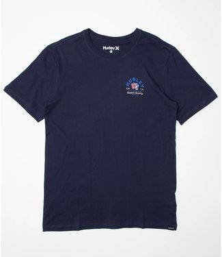 Hurley Evd Wish Tiger Obsidian Short Sleeve T-shirt