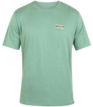 Hurley Flower Tubing Short Sleeve T-Shirt