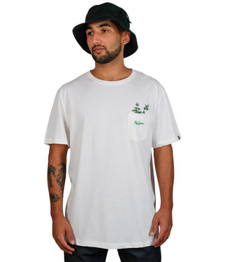 The Dudes Plant For Future Off White T-Shirt