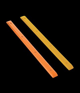 Crab Grab Orange Juice Skate Rails (snowboard) Pack of 2