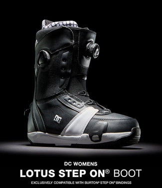 DC Shoes Lotus 2022 StepOn Snowboard Boot