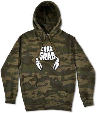 Crab Grab Classic Camo Snowboard Hoodie