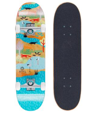 """BTFL 7.5"""" Bjoerk Kids Complete Skateboard"""