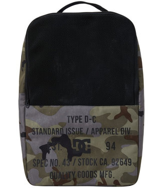 DC Shoes Tarmac Snowboard Boot Bag Woodland Camo Castlerock
