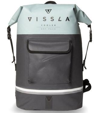 Vissla Ice Seas Cooler 24L Dusty Aqua Dry Backpack