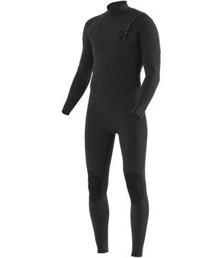 Vissla 4/3mm 7Seas Chest Zip Stealth Wetsuit FA21
