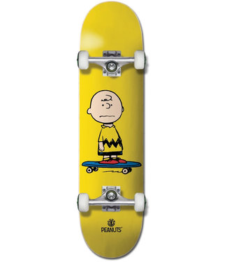 "Element 7.75"" Peanuts Charli Complete Skateboard"