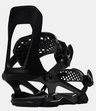 Bataleon Atom Black Snowboard Binding 2022