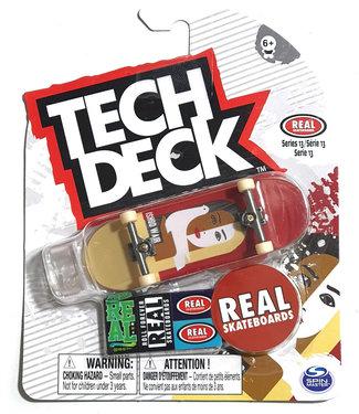 Tech Deck Real Skateboards Ishod Wair Complete Fingerboard