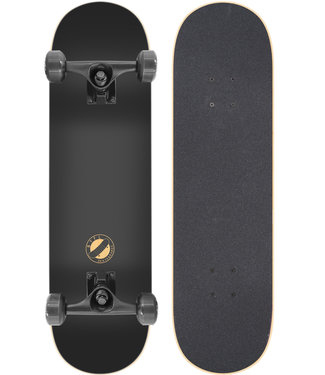"BTFL 8.125"" Black Edition Skateboard Complete"
