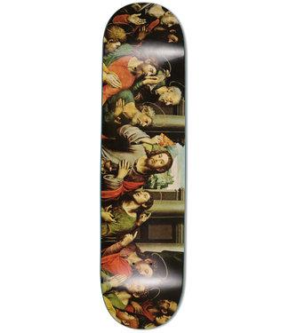 "Pizza Skateboards 8.25"" Last Supper Skateboard Deck"